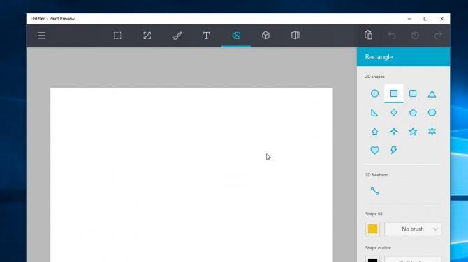 Microsoft pracuje nad całkowicie nowym Paintem [1]