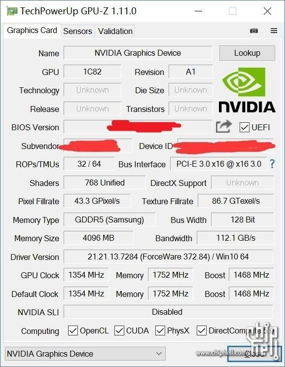 Nowe informacje o NVIDIA GeForce GTX 1050 Ti i data premiery [5]