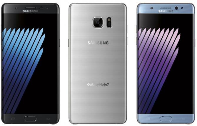 Samsung Galaxy Note7 - Oficjalne stanowisko producenta [2]