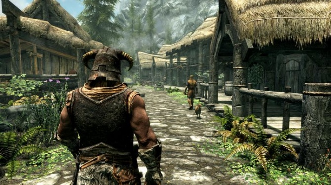 The Elder Scrolls V: Skyrim Special Edition znamy wymagania [1]