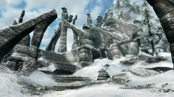 The Elder Scrolls V: Skyrim Special Edition znamy wymagania [4]