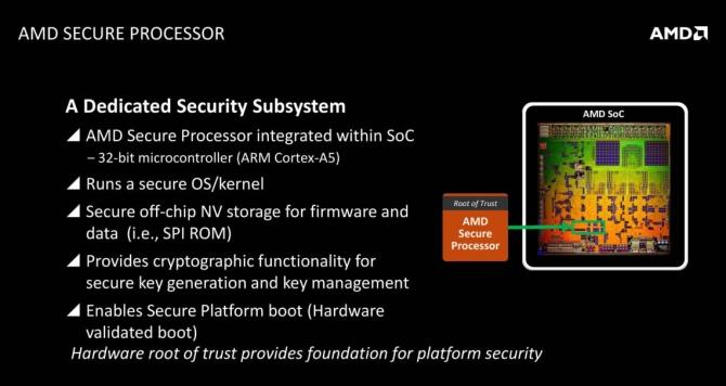 AMD ZEN będą oferowały lepsze zabezpieczenia niż Intel [1]