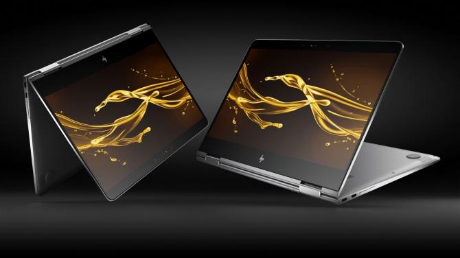 HP prezentuje nowe laptopy, komputer AiO i monitor Ultra HD [1]