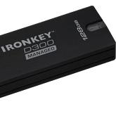 Kingston IronKey D300 - nowe szyfrowane pamięci flash USB