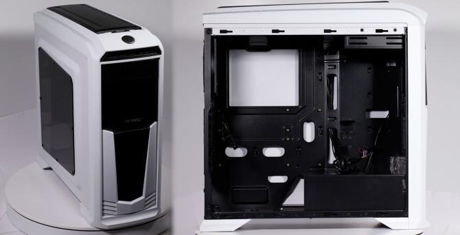 Antec GX330 - niedroga obudowa z oknem pod chłodzenia wodne [1]