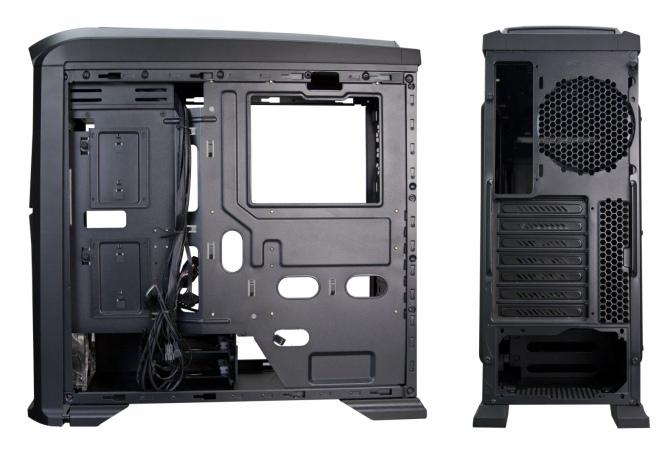 Antec GX330 - niedroga obudowa z oknem pod chłodzenia wodne [2]