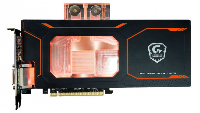 Gigabyte prezentuje GTX-a 1080 Xtreme Gaming WaterForce WB [2]