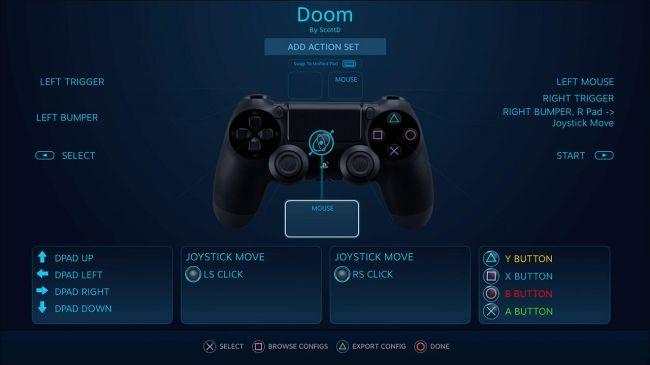 Steam z natywnym wsparciem dla pada DualShock 4 [1]