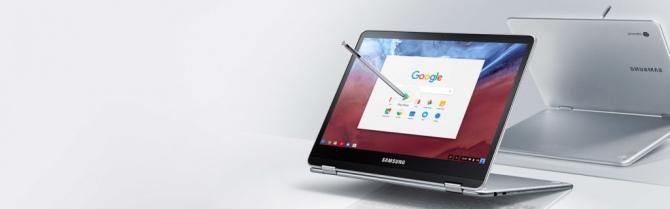 Nowe informacje o laptopie Chromebook PRO od Samsunga [2]