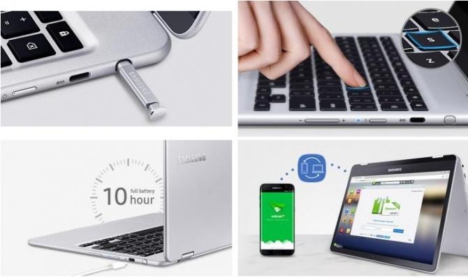 Nowe informacje o laptopie Chromebook PRO od Samsunga [3]