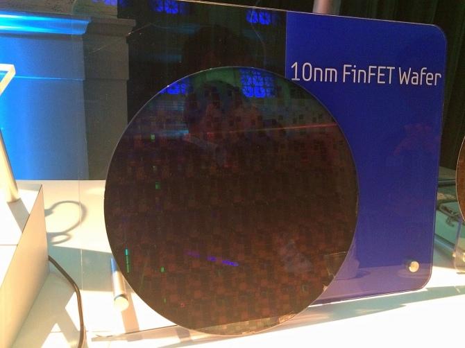 Samsung produkuje już układy SoC w procesie 10 nm FinFET [1]