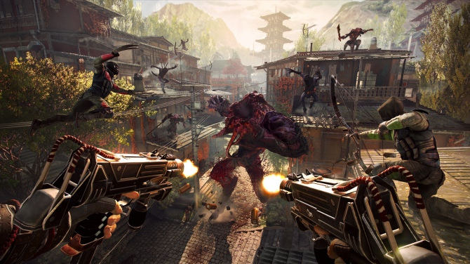 NVIDIA rozdaje za darmo 1200 kluczy do Shadow Warrior 2  [1]