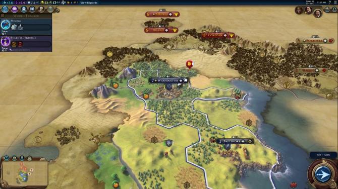 Sid Meier's Civilization VI - Premiera na dniach. Wymagania [1]