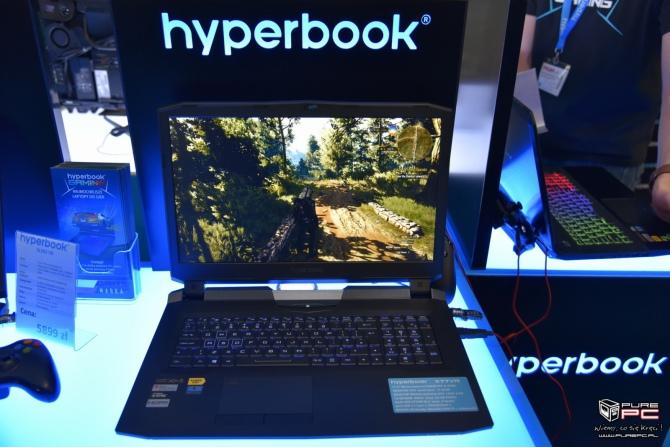 Hyperbook na targach PGA - prezentacja najnowszego sprzętu [9]