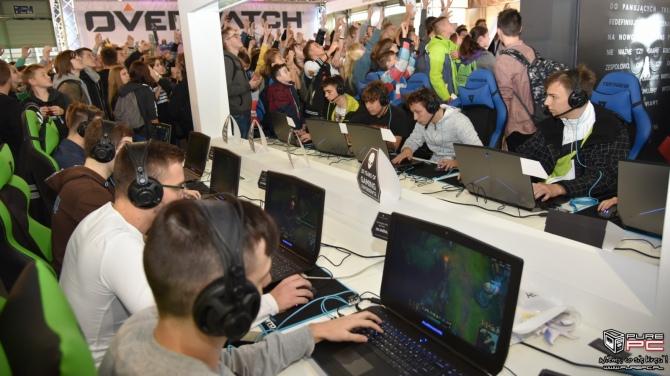 Dell Alienware na Poznań Game Arena - prezentacja stoiska [11]