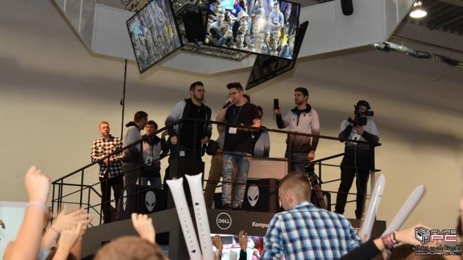 Dell Alienware na Poznań Game Arena - prezentacja stoiska [12]