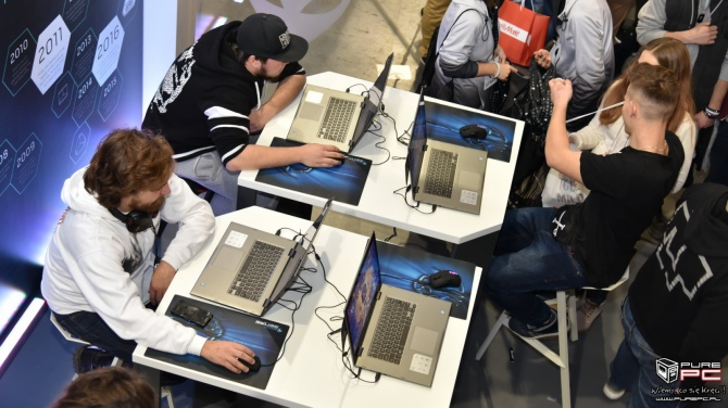 Dell Alienware na Poznań Game Arena - prezentacja stoiska [10]