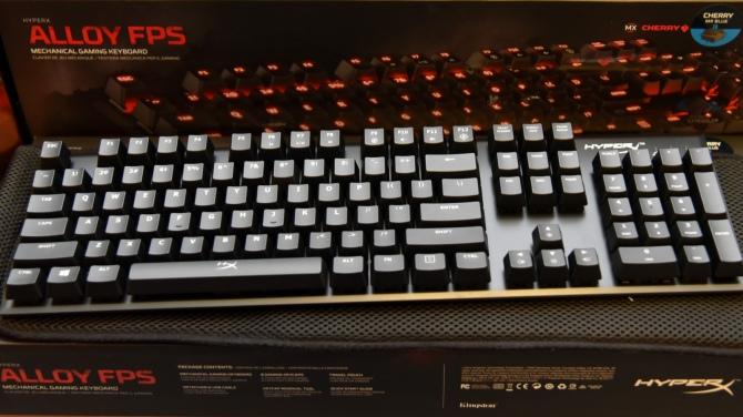HyperX Alloy FPS - nowa klawiatura mechaniczna dla graczy [1]