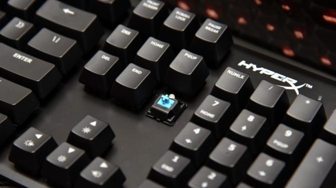 HyperX Alloy FPS - nowa klawiatura mechaniczna dla graczy [2]