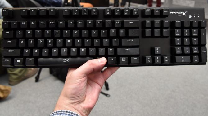 HyperX Alloy FPS - nowa klawiatura mechaniczna dla graczy [6]
