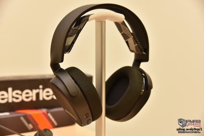 SteelSeries na PGA 2016 - Rzut okiem na słuchawki Arctis 5 [7]