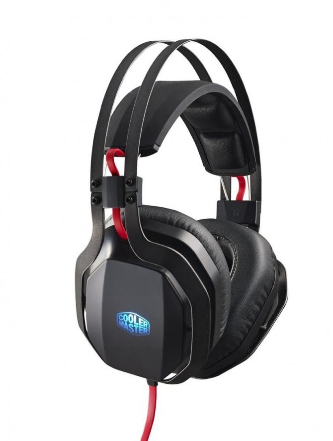 Cooler Master MasterPuls Pro - nowe słuchawki 7.1 dla graczy [1]
