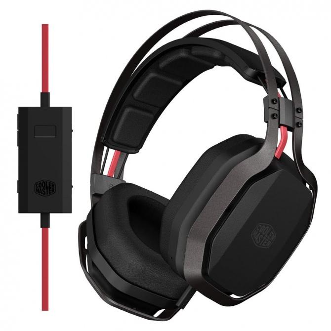 Cooler Master MasterPuls Pro - nowe słuchawki 7.1 dla graczy [4]