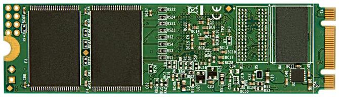 Transcend MTS820 - nowe dyski SSD M.2 oparte na kościach TLC [2]