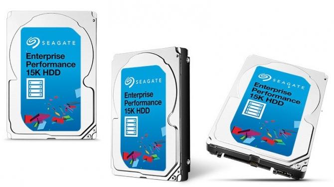 Seagate przedstawia ostatnią generację dysków 15K HDD  [1]