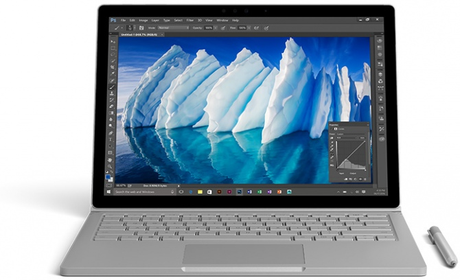 Microsoft Surface Book i7 with Performance Base [1]
