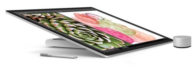 Surface Studio i Surface Dial - ciekawe nowości Microsoftu [1]