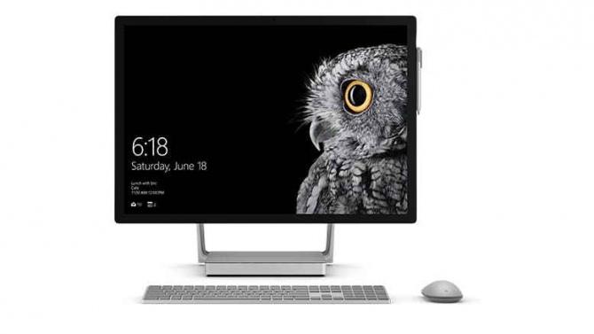 Surface Studio i Surface Dial - ciekawe nowości Microsoftu [3]