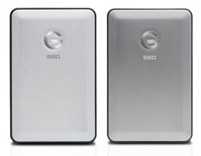 G-Technology rozszerza ofertę przenośnych dysków G-Drive [2]