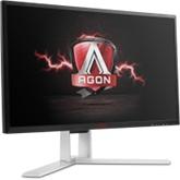 AOC AG241QG/QX - 24 calowe monitory z G-Sync lub FreeSync