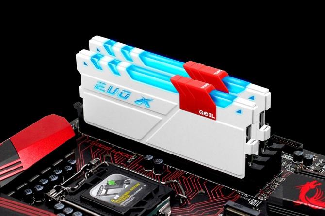 GeIL EVO X - pamięci DDR4 z podświetleniem RGB [2]