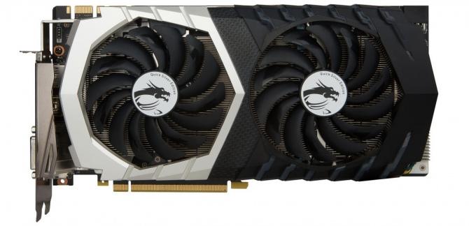 MSI GeForce GTX 1070 Quick Silver OC - nowy, wydajny Pascal [1]