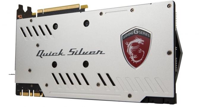 MSI GeForce GTX 1070 Quick Silver OC - nowy, wydajny Pascal [3]