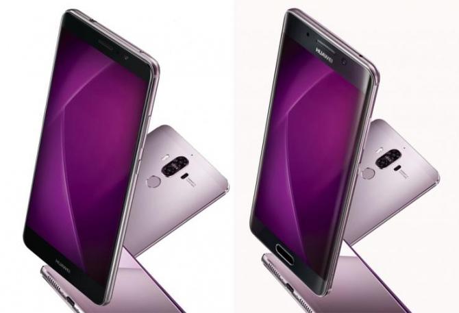 Huawei Mate 9 i Mate 9 Pro - premiera smartfonów [1]