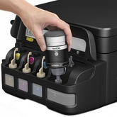 EPSON L605 i L1455 - nowe drukarki z systemem ITS