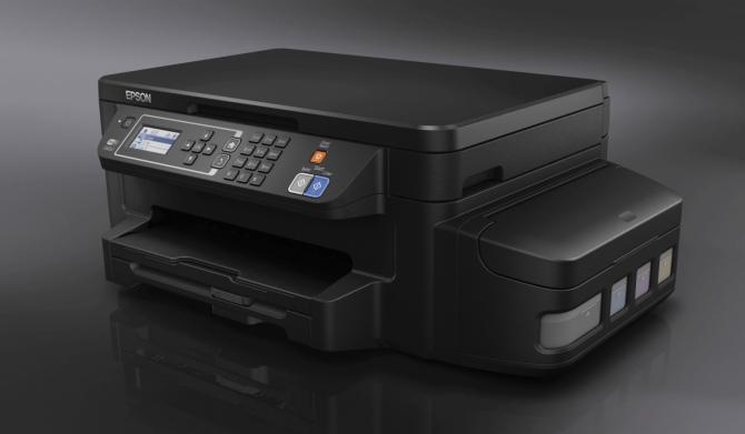 EPSON L605 i L1455 - nowe drukarki z systemem ITS [4]