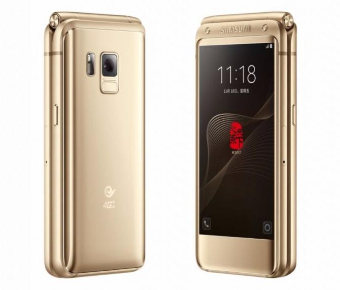 Samsung W2017 - smartfon z klapką za kosmiczne pieniądze [2]