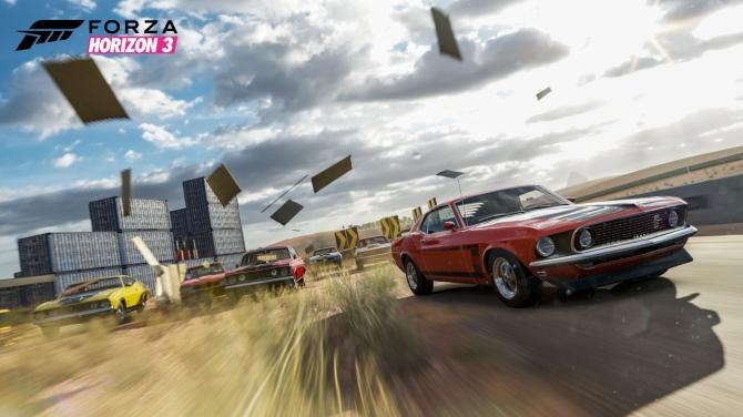 Demo gry Forza Horizon 3 na pecetach jest już dostępne [1]