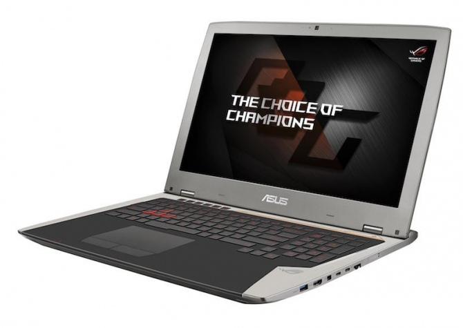 ASUS oficjalnie zapowiada laptopa G701VI z matrycą 120 Hz [2]
