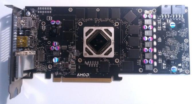 Radeon R9 285X - karta widmo ujrzała światło dzienne [2]