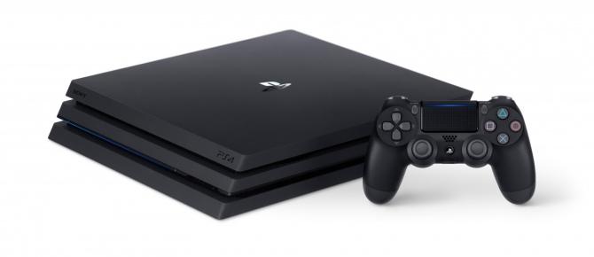 Część gier na PlayStation 4 Pro ma problemy z wydajnością [1]