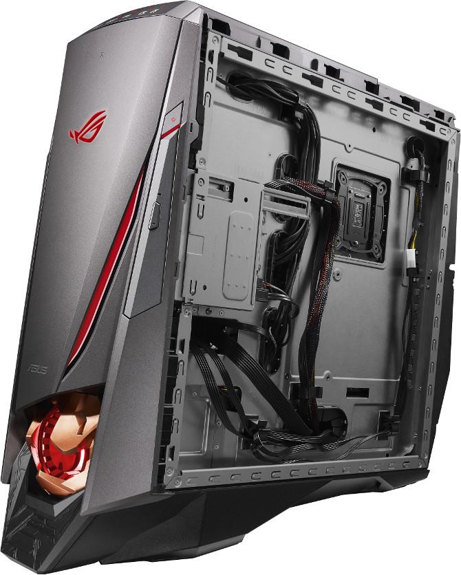 ASUS ROG GT51CA - gamingowy komputer PC trafił do sprzedaży [nc1]