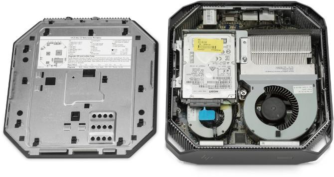 HP Z2 Mini Workstation - miniaturowa stacja robocza [nc3]