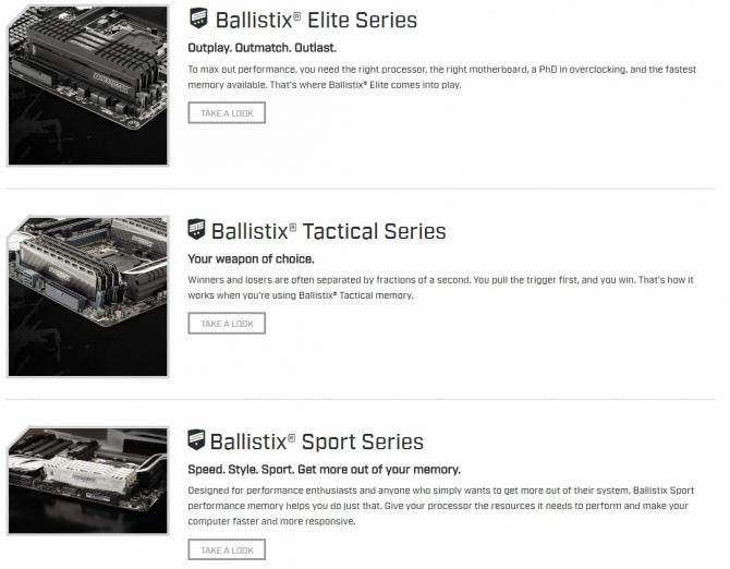 Ballistix odłącza się od Cruciala i zostaje osobną marką [2]