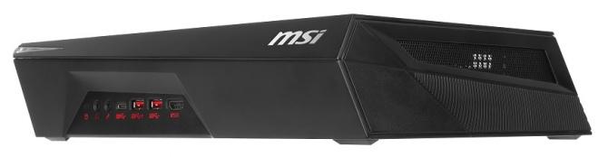 MSI prezentuje nowy kompaktowy komputer o nazwie Trident [6]