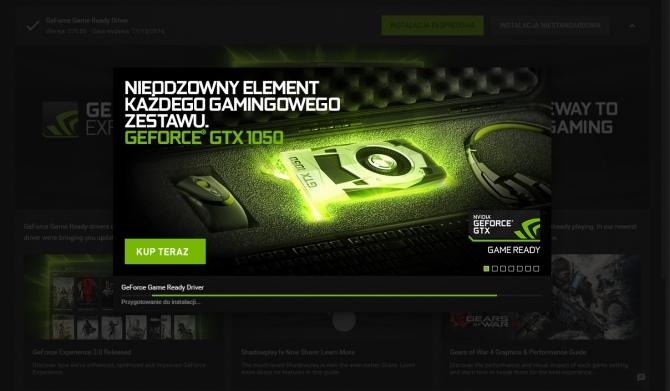 NVIDIA GeForce 375.86 WHQL - problemy z nowymi sterownikami [1]